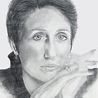 Joan Baez by Diane Johnson-Mosley