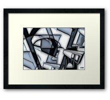 Impaled Framed Print