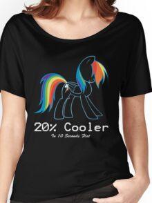 20% Cooler Women's Relaxed Fit T-Shirt