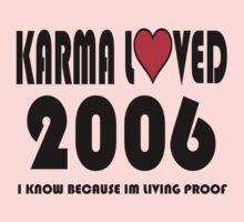 karma loved 2006 One Piece - Long Sleeve