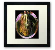dream cell..... or a vincent nightmare Framed Print