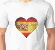 Fernando Alonso Unisex T-Shirt