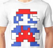 Mario Patriot Unisex T-Shirt