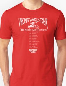 Viking World Tour FUNNY T-Shirt