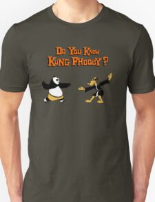Do You Know Kung Phooey? Unisex T-Shirt