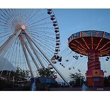 Navy Pier Chicago Photographic Print