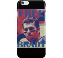 FREE BRADY iPhone Case/Skin