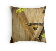 'Captains Quarters' Throw Pillow