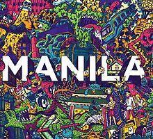 Manila Philippines by minestea