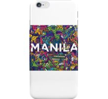 Manila Philippines iPhone Case/Skin