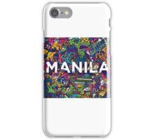 Manila Philippines iPhone Case/Skin