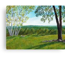 Holt Hill Canvas Print