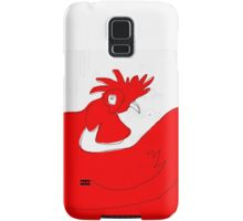 little red rooster Samsung Galaxy Case/Skin