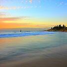 Pastel Seascape by Jill Fisher