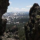 Castle Peak 2 by Patty Boyte