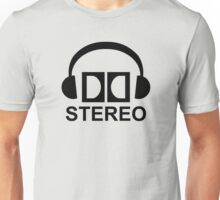 stereo - dolby Unisex T-Shirt