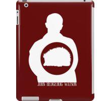 John Hedgehog Watson iPad Case/Skin