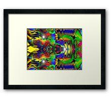 Three Layer Redemption  (UF0406)  Framed Print