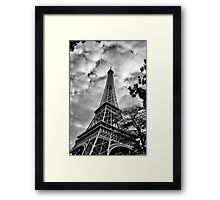 The Iron Lady Framed Print