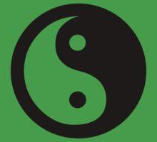 Yin Yang Ideology Baby Tee