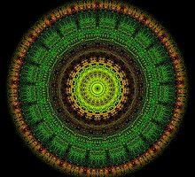NewForest Mandala by Richard H. Jones