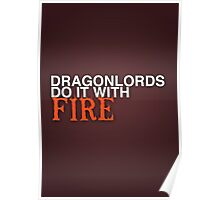 Dragon Lord Poster 2 Poster