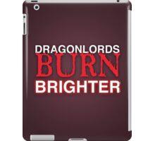 Dragon Lord Poster 1 iPad Case/Skin