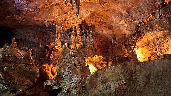 Abercrombie caves # by Doug Cliff