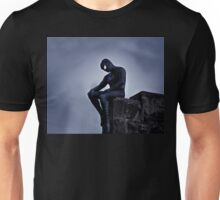 Black Spider-Man Unisex T-Shirt