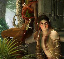 Wood Elves by maraich
