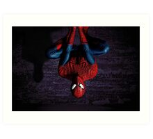Spider-Man Art Print