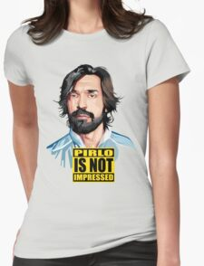 Andrea Pirlo Womens Fitted T-Shirt