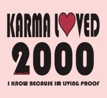 karma loved 2000 One Piece - Short Sleeve