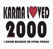 karma loved 2000 by Dee-Karma-Arts