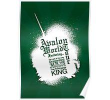 Avalon Poster 2 Poster