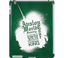 Avalon Poster 2 iPad Case/Skin