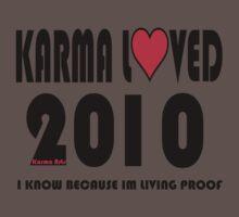 karma loved 2010 One Piece - Short Sleeve