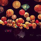 Lantern lit by Tamarama72