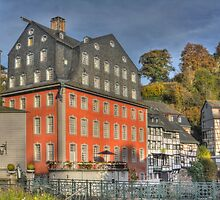 So much to see in Monschau by Thea 65