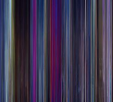 Moviebarcode: The Last Unicorn (1982) by moviebarcode