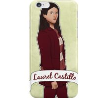 Laurel Castillo How to Get Away With Murder iPhone Case/Skin