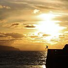 Step of Faith - Portstewart, N Ireland by stephangus