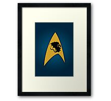 Starfleet: Pendragon Class  Framed Print