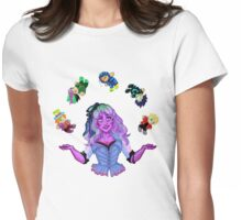 Puppet Master Alice (Mad T Party Band) Womens Fitted T-Shirt
