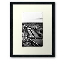 The Seine #2 Framed Print