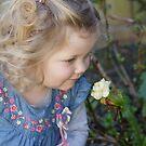 Smelling the Flower by Belinda Fletcher