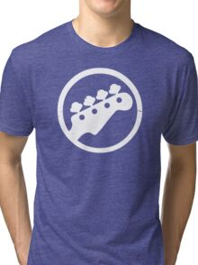 Scott Pilgrim Bass  Tri-blend T-Shirt