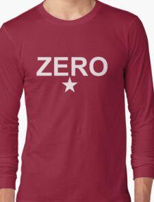Scott Pilgrim Zero Long Sleeve T-Shirt