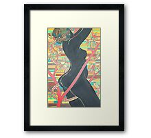 Forbidden Fruit: The Fall of Eve In The Garden Of Eden Framed Print
