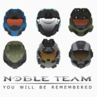 Noble Team - Version 3 by Adam Angold